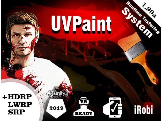 uv paint 插件