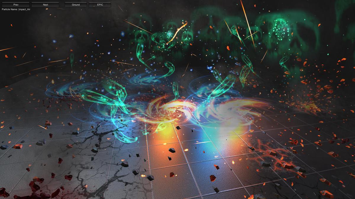 002cb211 92e7 4f18 95b3 5783e1b039c2 scaled - Extreme FX Vol1 v2.1 - unity幻想3D动作特效