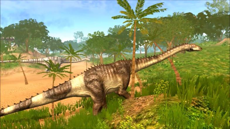 1007c428 f193 41e5 b5f3 719a3e53e7a2 scaled - JP Argentinosaurus v3.6 - unity阿根廷龙模型