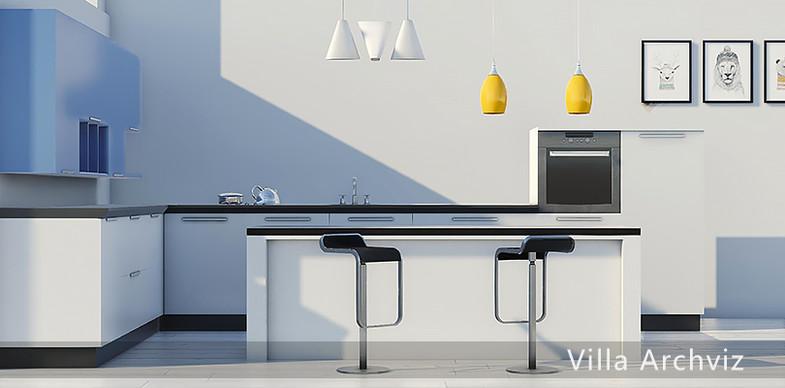 24c0daca ffba 4f26 84d0 df994037539a scaled - Villa Archviz v1.1 - Unity别墅3D模型