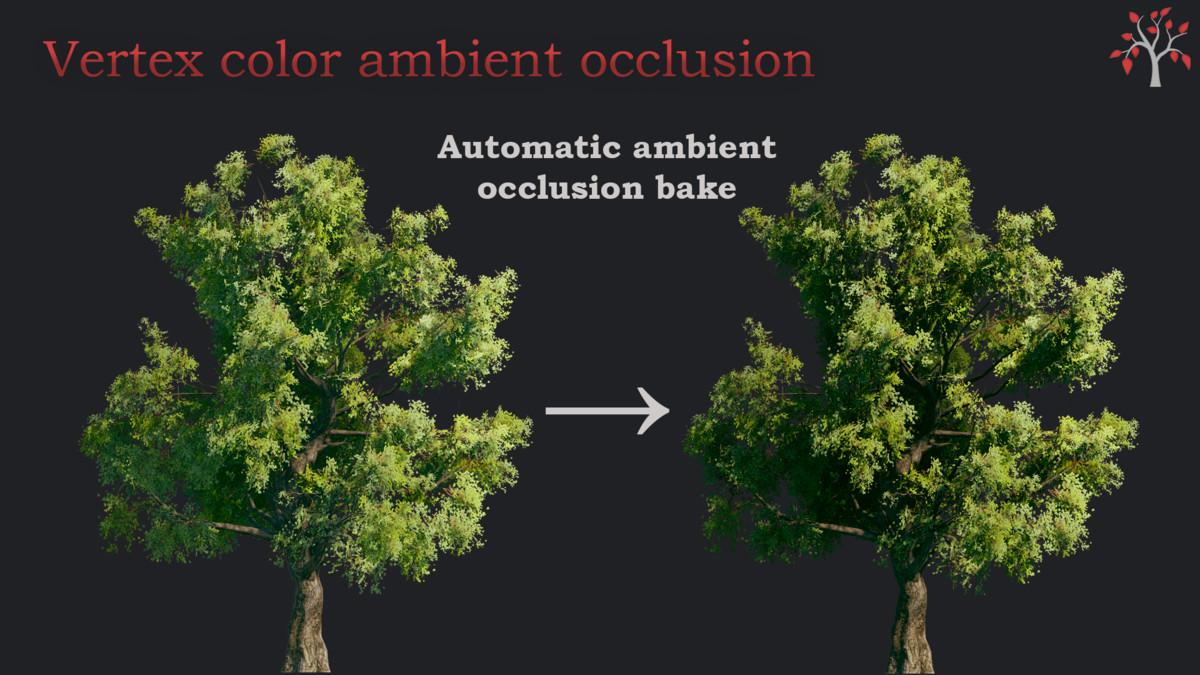 279d788d d002 4479 9978 39f0fc608836 scaled - Unity3D树植物库创建插件Mtree - Tree Creation 2.3f0.3