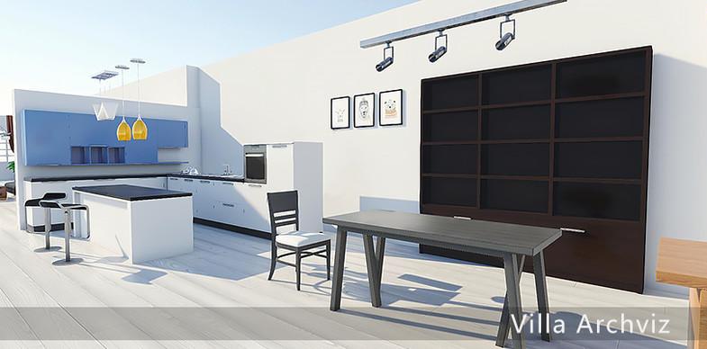 301b92ee f20c 4eb2 969d 9b01de6c2f05 scaled - Villa Archviz v1.1 - Unity别墅3D模型