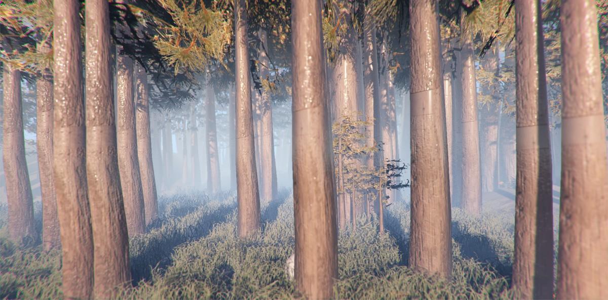 38da95de 8d3f 4746 adaf f78a05490f5a scaled - Unity InfiniGRASS v1.9.5 - 卷草/树木和树叶优化系统