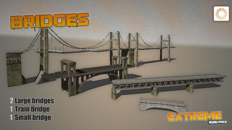 4d9011c1 8873 497d 8eaa 8c787b1d0bc3 scaled - Unity3D极限道路模型包Extreme Road Pack 1.1