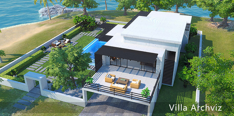 4fb9e9b3 806d 4bd1 bd37 23b628bac177 scaled - Villa Archviz v1.1 - Unity别墅3D模型