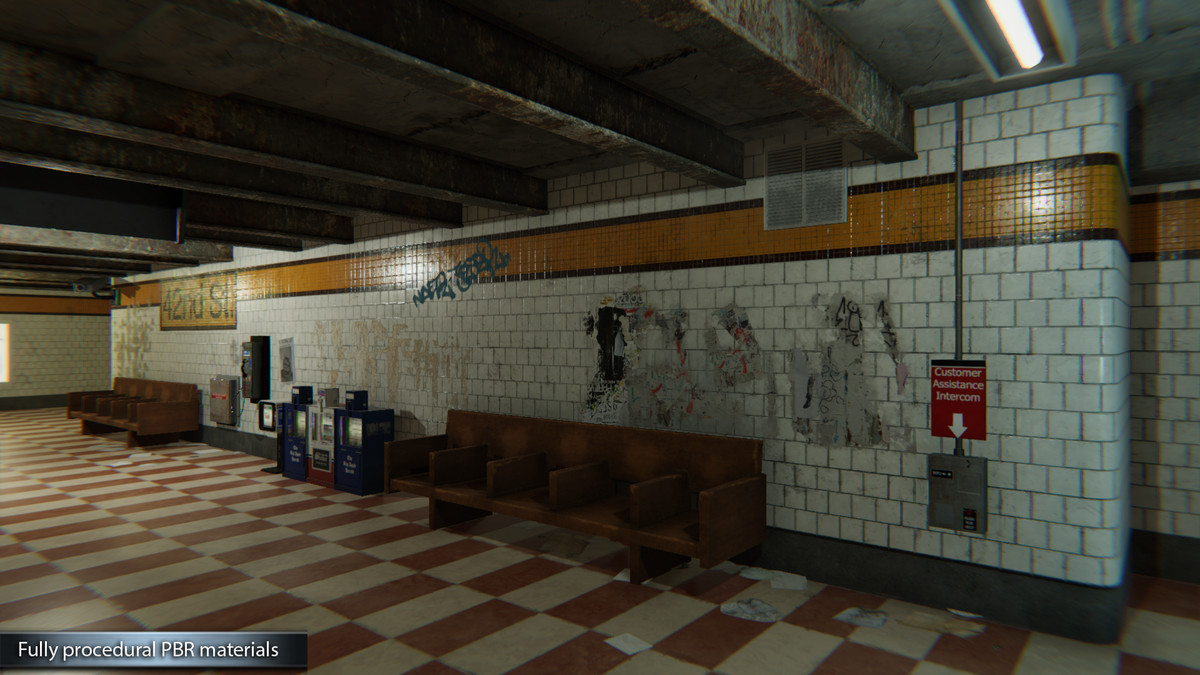 512c37ea 808e 40b5 b0c4 89699ae57c18 scaled - Unity地铁建筑模型集 - Urban Underground v1.3