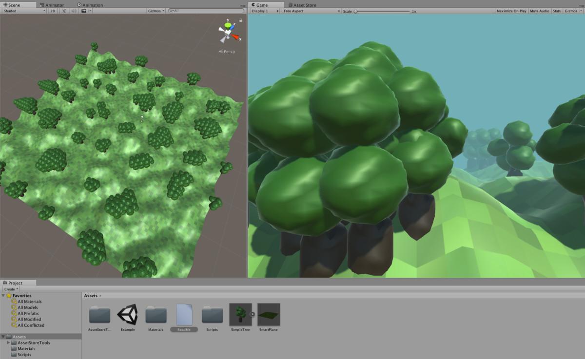 58c0f11c 97f9 40cb 923d a9fc7d99bc9c scaled - Infinite Terrain with Trees v1.0 - Unity无限地形模板
