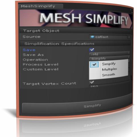 5bd4bfe4 2d00 495f 9c3c 8f82222136e0 scaled - Mesh Simplify v1.10 - unity网格性能简化插件