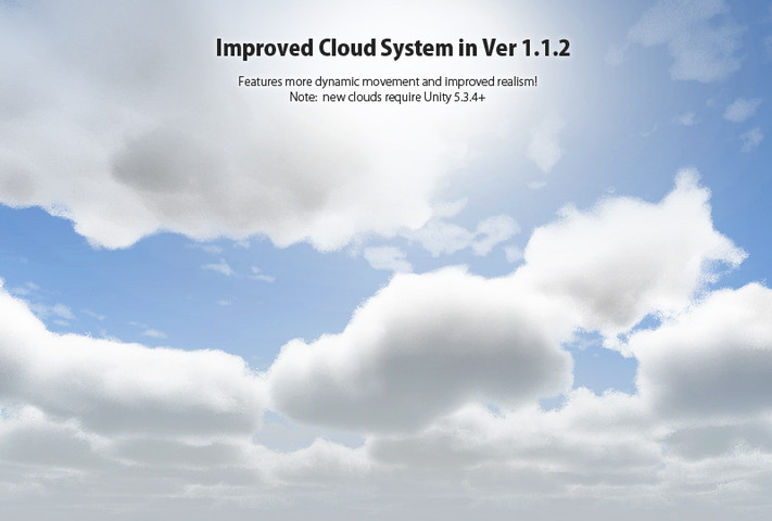 609c82a8 6302 4caa a927 8f3253b050c2 scaled - TENKOKU Dynamic Sky v1.2.0 - Unity动态天空插件