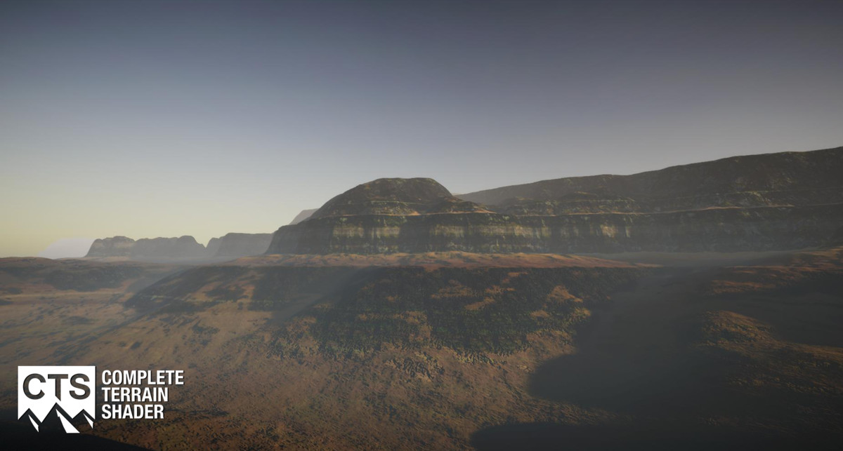 CTS 2019 - Complete Terrain Shader