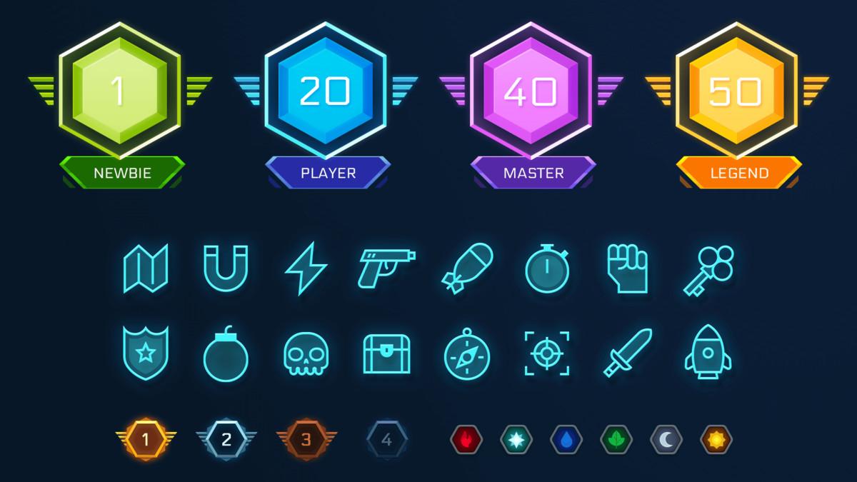 62075b18 7835 42a3 8976 8c86f273ebd4 scaled - GUI Kit Sci-Fi Blue v1.1 - Unity科幻蓝GUI图形包