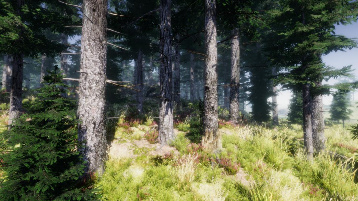 65bfc0e3 014c 44a4 96e4 8f690bcb5b52 scaled - Mountain Trees v1.8 - unity植物树木模型