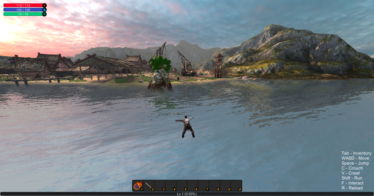 7556c06a eecc 4d99 8e43 5797a3e0eddc scaled - uRPG Singleplayer RPG v1.13 - Unity单人RPG游戏源码