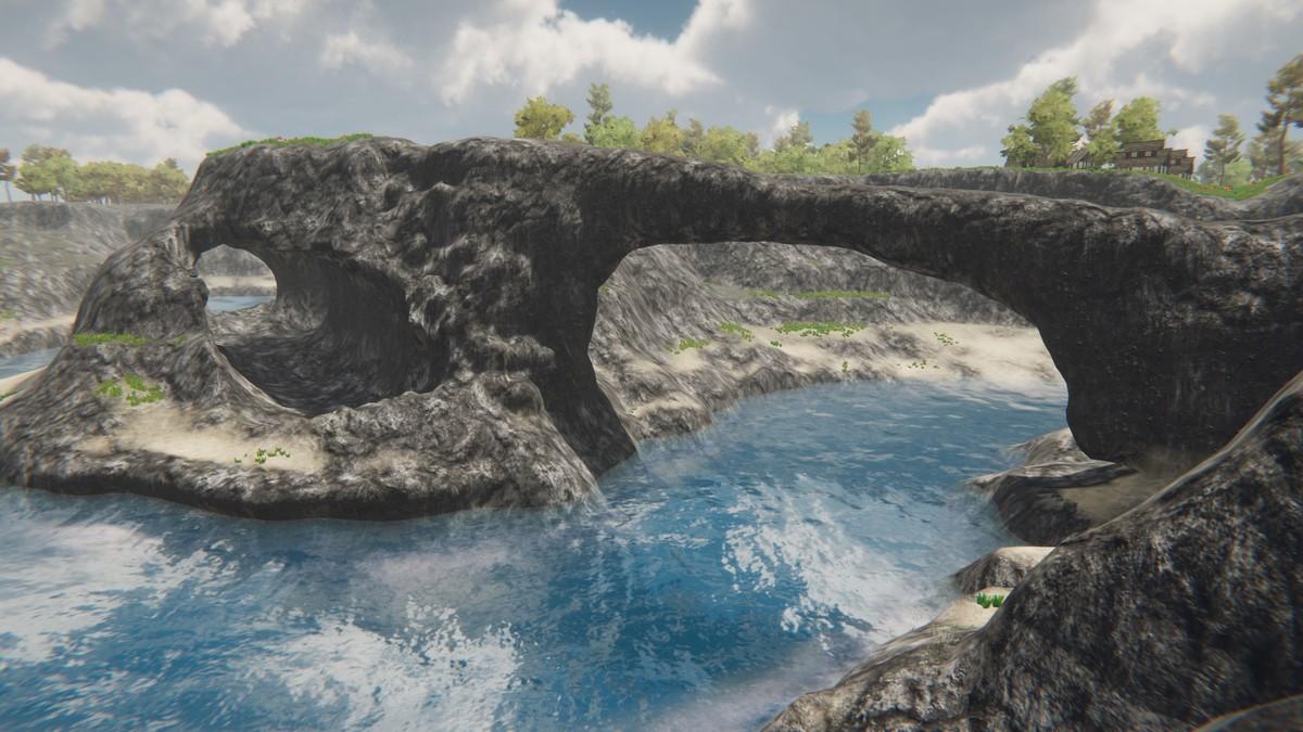 76bf2481 7a5d 49b9 bf00 32c3dc93309c scaled - Digger Digger Terrain Caves & Overhangs 1.9 + 2.6 Unity3D地形洞穴插件