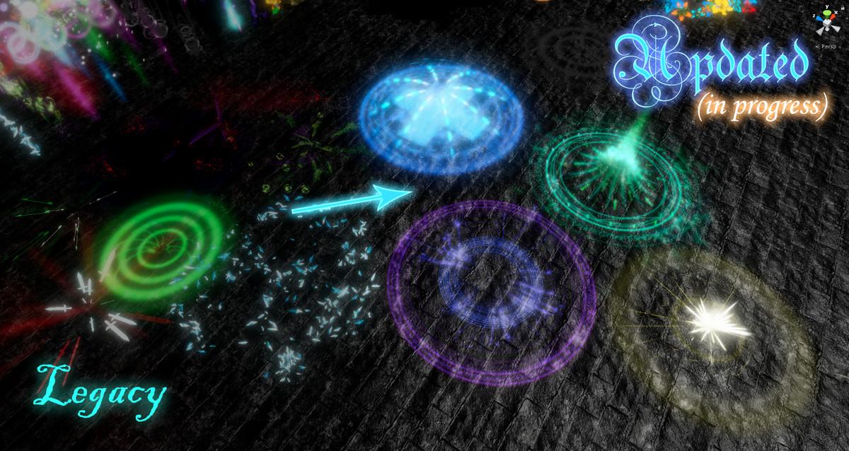 76c412b1 9d23 478c 82f9 cd6db8f7aa5b scaled - Unity ELEMENTALIS v3.2 - 500+FX魔法法术粒子特效