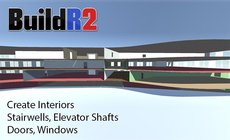 7f07a27f e91a 4be4 9d2e 31edd7e3ad65 scaled - BuildR 2 v2.21 - Unity3D程序建筑生成器插件