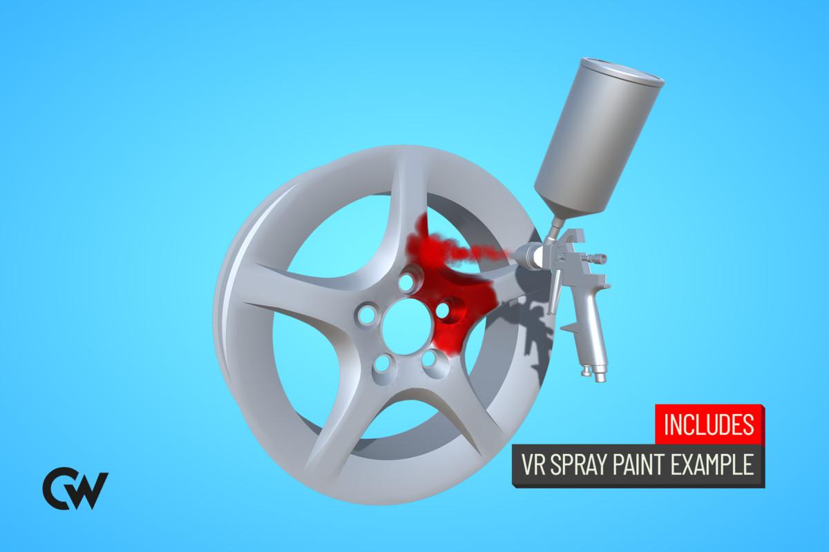 806420dc d15d 4630 9d3c f928cda07058 scaled - Unity3D游戏和编辑器绘画插件Paint in 3D 1.9.0