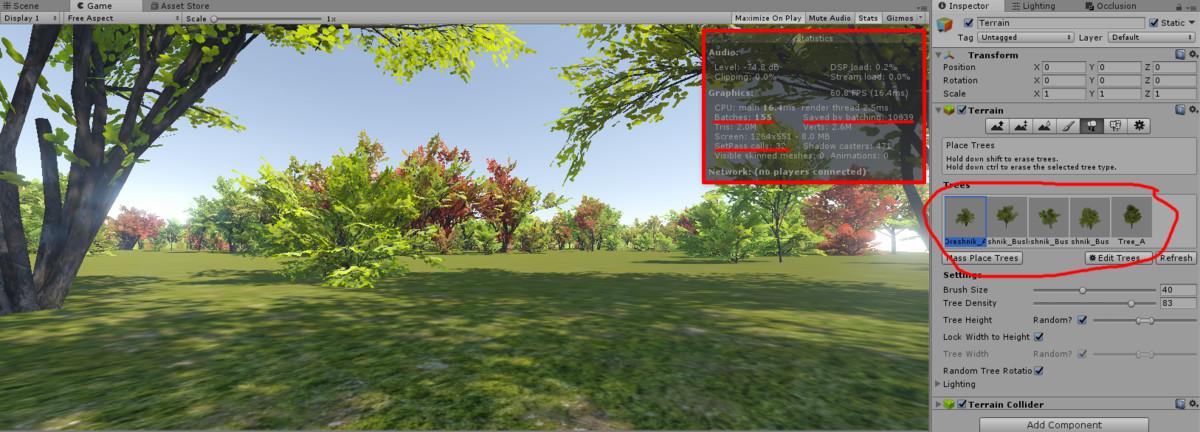 81719877 fce0 49e4 bcd8 e820069a59e0 scaled - Shader Vegetation Pro v2.0 - Unity植被PBR着色器插件