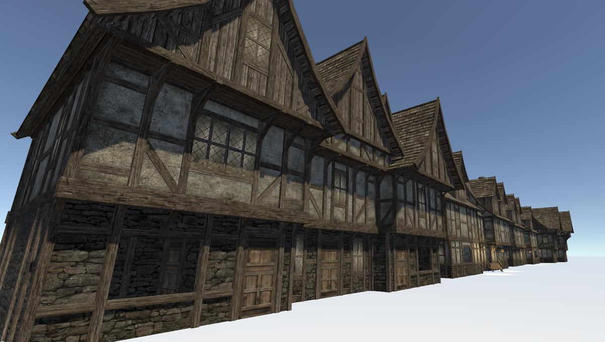 8557341c 91ff 44a5 9d3b 88fa88b4a9c5 scaled - Medieval Mega Pack v1.3 - unity中世纪建模模型集