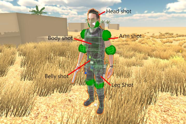 97f476ae 6503 4e51 92c2 a9dc375a89c2 scaled - Unity Advanced Sniper Starter Kit v4.5 - 狙击手入门源码