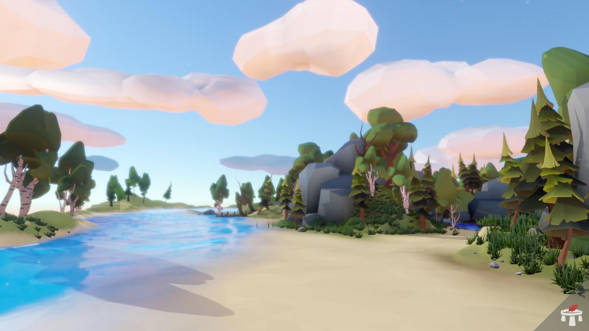 9a574779 ff6c 42d1 af29 094d42660ef5 scaled - Unity3D低聚风景模型集:Low Poly Series Landscape v1.3