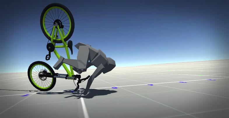 Unity自行车游戏开发 - Bicycle PRO Kit