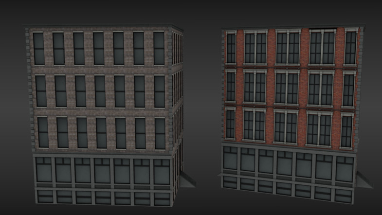 9bc0c6a4 1433 48eb 9220 4723aa930a44 scaled - Town Constructor Pack - Unity城镇3D模型包