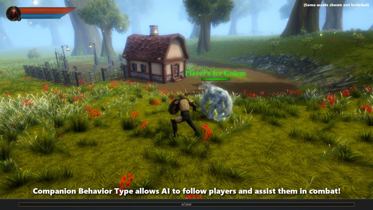 9d554758 05c4 4426 a2f8 752078f07a80 scaled - Emerald AI v2.2.1 - Unity高质量AI工具