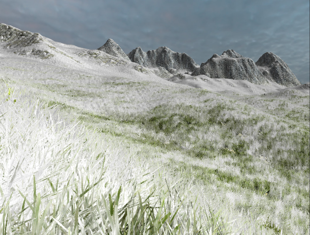 Unity逼真的雪效果特效着色器Global Snow v5.0.1