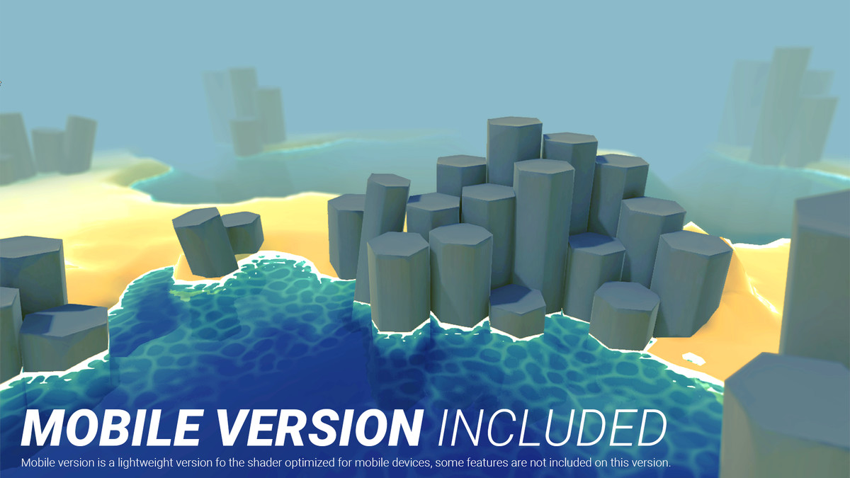 b85e6fb3 32ec 4257 98da 4f2c77c69251 scaled - Definitive Stylized Water v1.31 - Unity程式化水材质