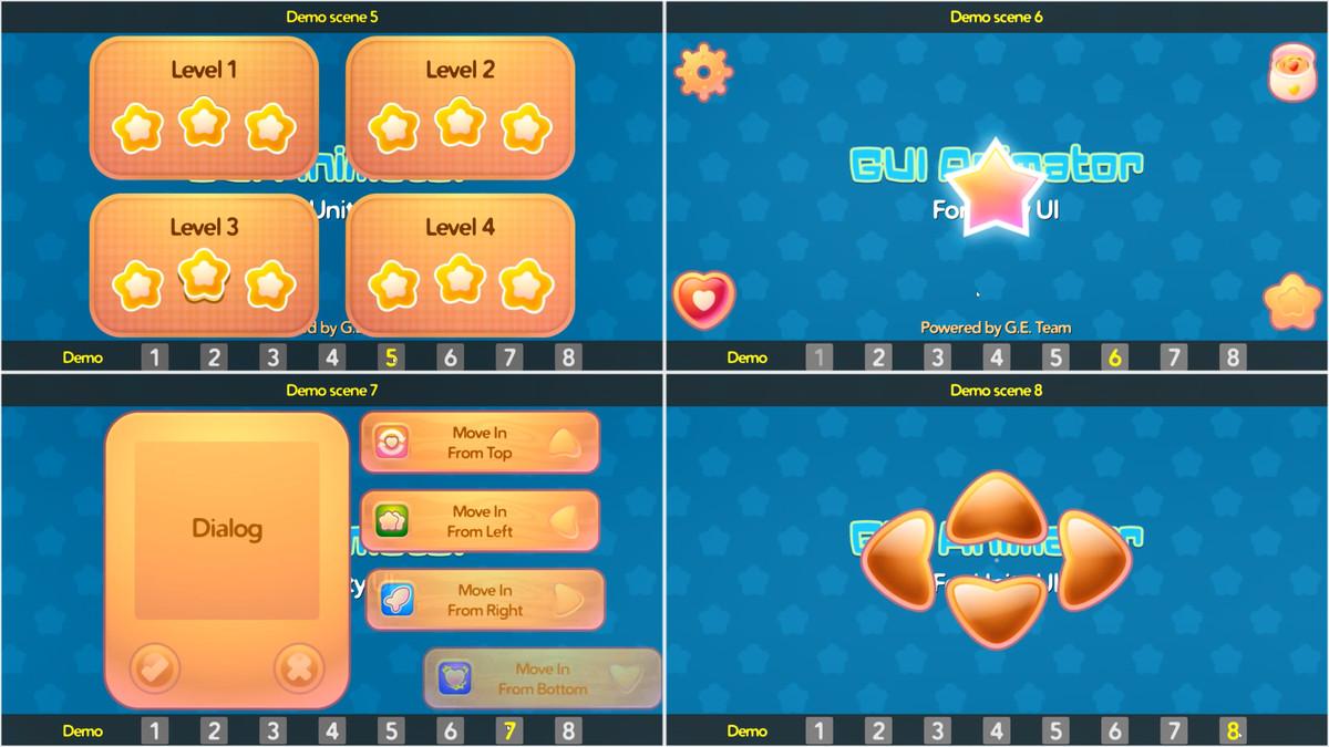c7dda029 3afe 4bb4 8e19 fae003c54fae scaled - GUI Animator For Unity UI v1.2.0 - Unity专业tweener动画