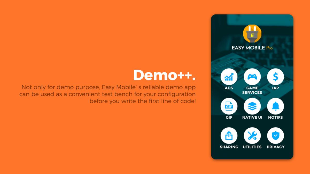 d427c943 e05f 40d6 b775 e6309bcd57fa scaled - Easy Mobile Pro v2.13.1 - Unity跨平台API插件