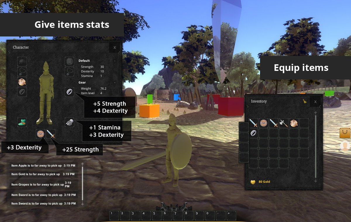 e0b193a3 1b98 46eb b07f 5c78e303b1b9 scaled - Inventory Pro v2.5.15 - Unity游戏开发系统