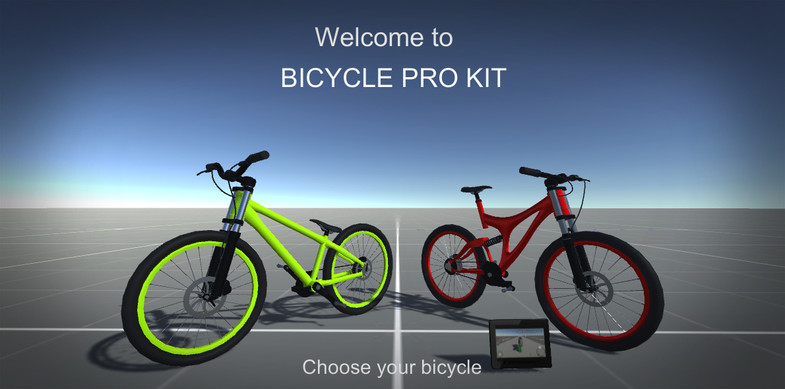 e5e5ff1e 0fb1 4b54 912e bd6a13b96fc4 scaled - Unity自行车游戏开发源码 - Bicycle PRO Kit v1.1