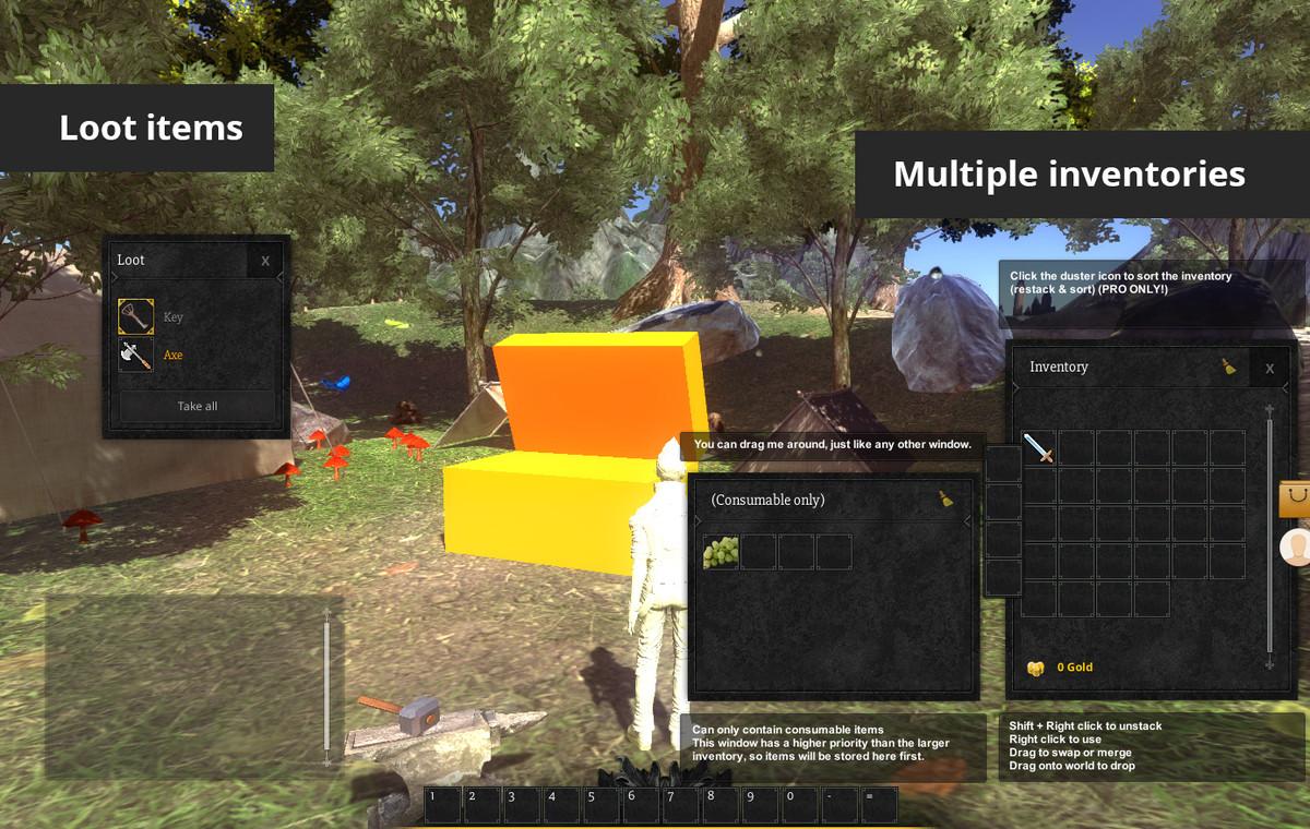 f8172a44 2ec2 48ca 8ea4 ec6a22463ccc scaled - Inventory Pro v2.5.15 - Unity游戏开发系统