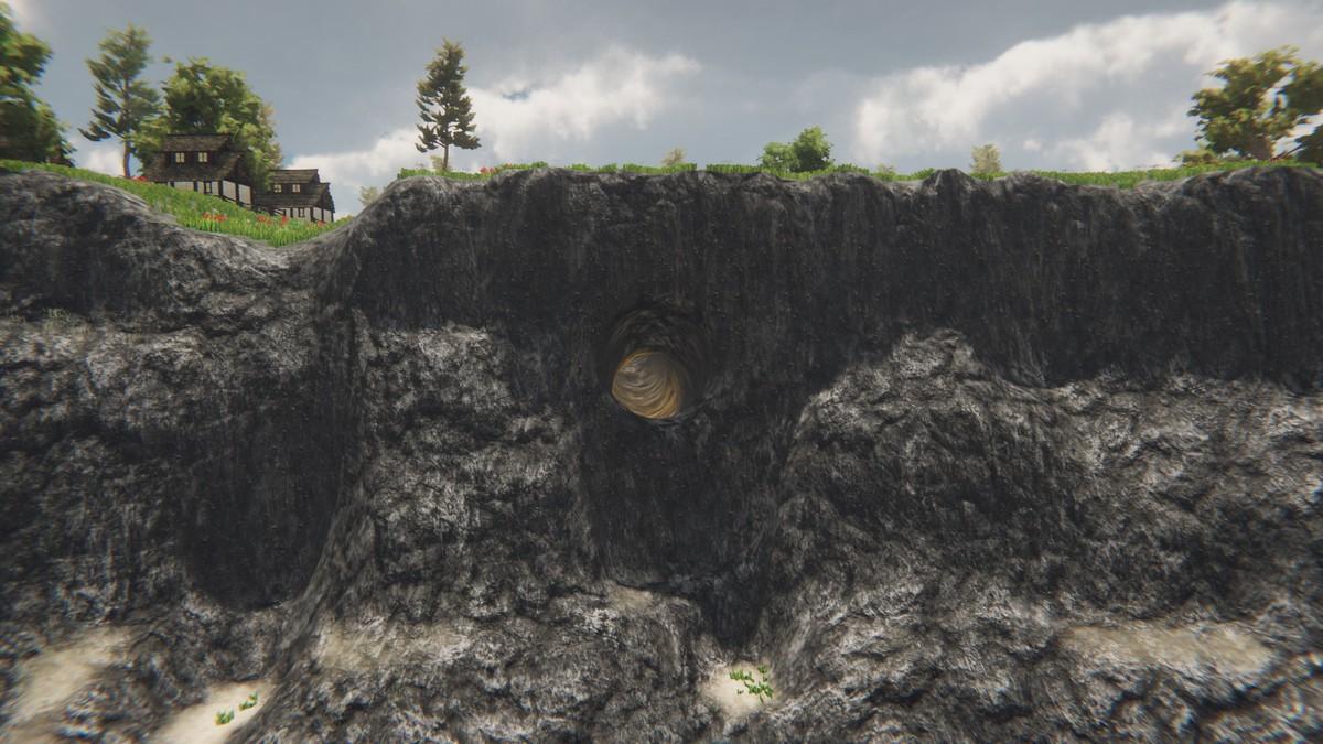 ff1cd127 fba6 44ae 8560 40f994acb50b scaled - Digger Digger Terrain Caves & Overhangs 1.9 + 2.6 Unity3D地形洞穴插件